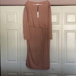 Women's Long Sleeve Dress